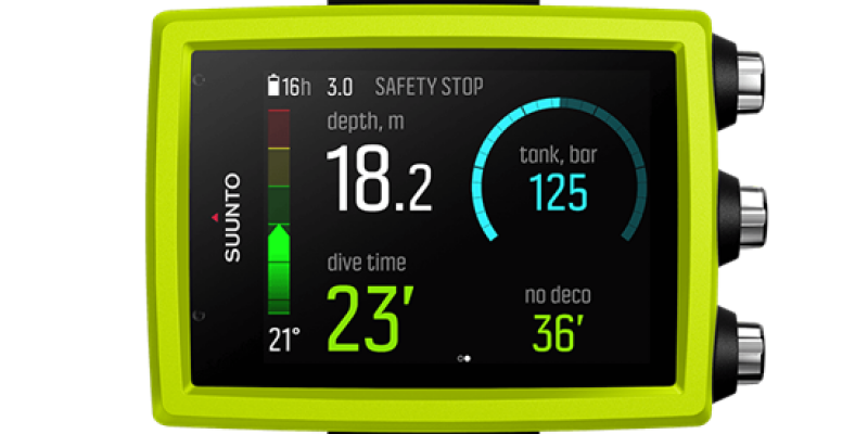 Suunto Eon Core lime